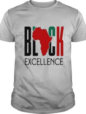 Black excellence shirt
