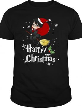 Harry Potter Harry Christmas Merry Christmas shirt