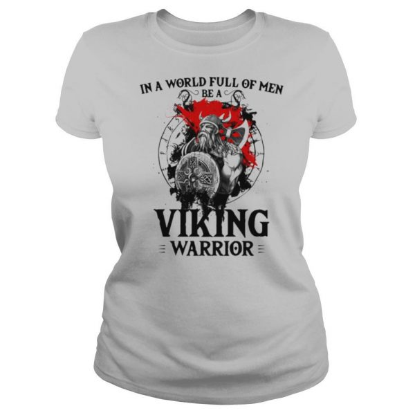 In A World Full Of Men Be A Viking Warrior Veteran Shirt More than 1000 corona shirt at pleasant prices up to 141 usd fast and free worldwide shipping! trend t shirt store online