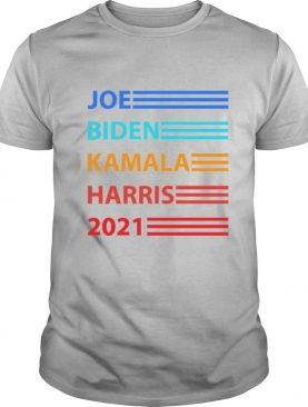 Joe Biden Kamala Harris Biden Harris 2021 Vintage Election shirt