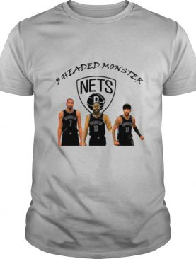 Brooklyn James Harden Houston 3 Headed Monster Nets shirt