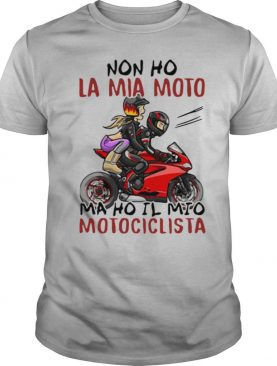 Sad La Mia Moto Motociclista Bakker And Visser shirt