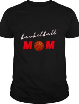 Basketball Mom Proud Mother Game Day Sports shirt