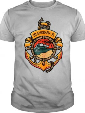 Islamorada Florida Boating Fishing Sailing shirt