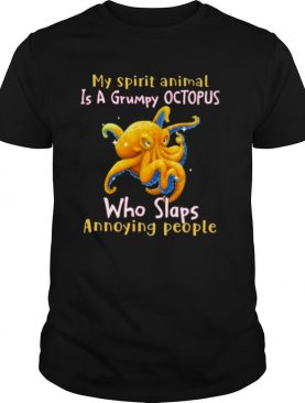 Octopus Annoying People Octopus Lovers Shirt