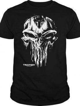 Punisher With Logo Triumph Shirt