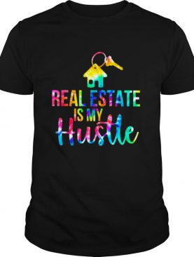 Real Estate Is My Husttle House Key Hippie Shirt