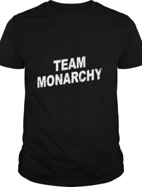 Team Meghan and Harry Markle TV Interview Team Monarchy shirt