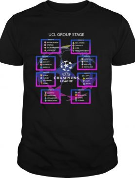 Uefa Champions League Ucl Group Stage Shirt