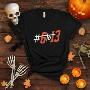 #6to13 Cleveland Football T Shirt