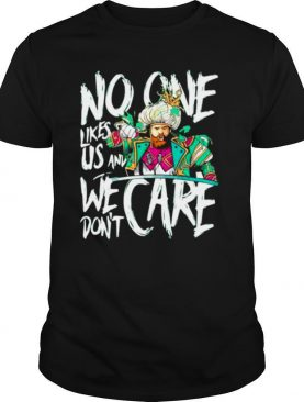 Sirianni no one like us and we don't care shirt